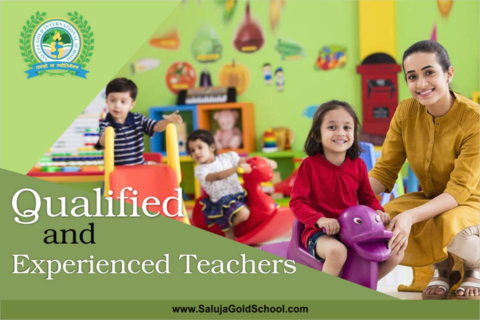SALUJA GOLD INTERNATIONAL SCHOOL