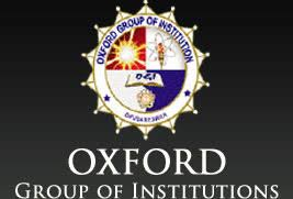 Oxford College of. Engineering & Management