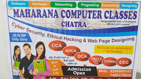 MAHARANA COMPUTER CLASSES,CHATRA