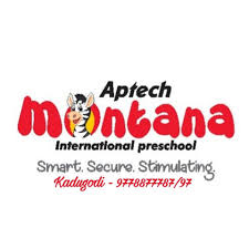 Aptech Montana International Preschool | Best Play School in Shivpuri
