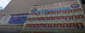 Maurya Public High School