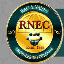 Rao and Naidu Engineering College, ( Ongole) AP.